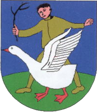 Wappen Gänserndorf