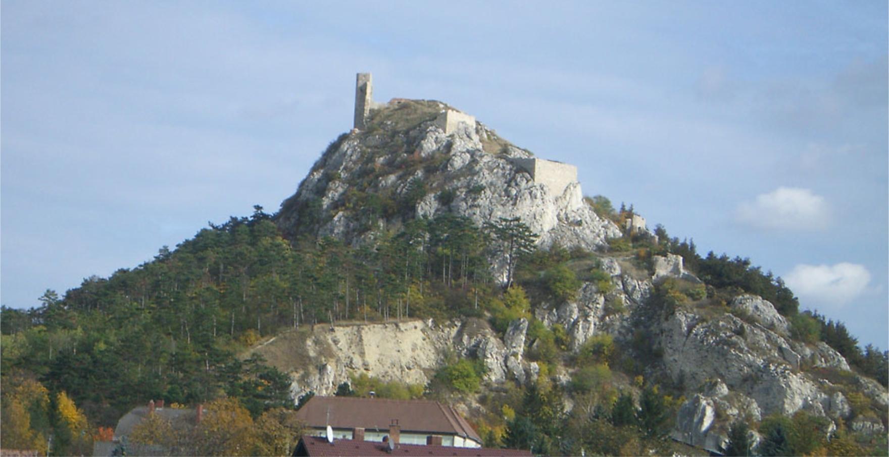 Staatz Ruine